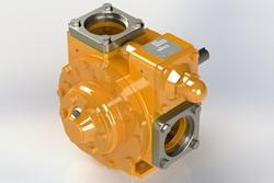 Schottenpomp RVS DN65 2-1/2  ATEX