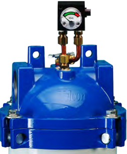 Differential Pressure Gauge for VF-61 and VF-62