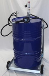 Samoa Drum Dolly Olie 200 Ltr compleet