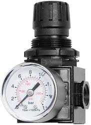 Reduceerventiel met drukmeter