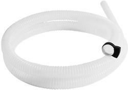 Afleverslang voor hevelpomp plastic en PVC rotatiepomp