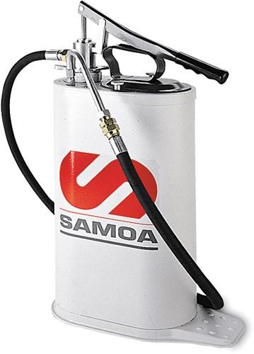 Medium druk hevelpomp voor olie