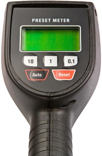 Digitale voorinstelbare handoliemeter -2