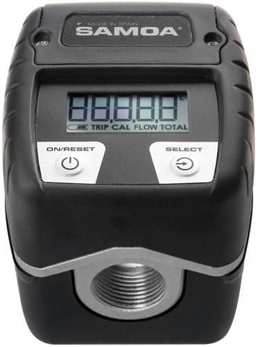C70 Hoge Volume In-Line Meter