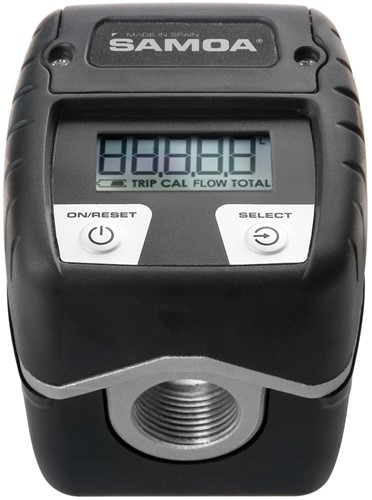 C70 Hoog Volume In-Line Meter