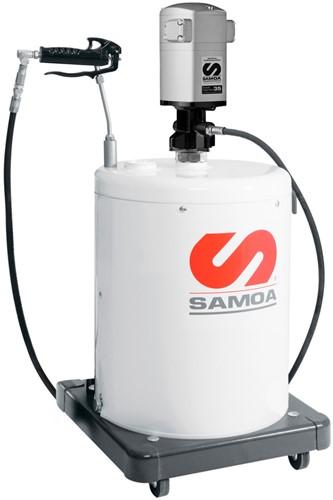 Pumpmaster 35 60:1 Mobiel Vet Doorsmeerapparaat