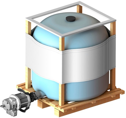 Pumpmaster 60 Vetpompset