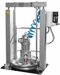 Pumpmaster 60 3:1 Pompsysteem met pneumatische inductor