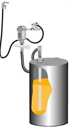 Pumpmaster 35 5:1 Oliepompset