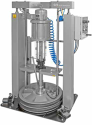 Pumpmaster 80 50:1 Pompsysteem met pneumatische inductor