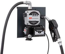 Elektrische Diesel Pompset - muurmontage