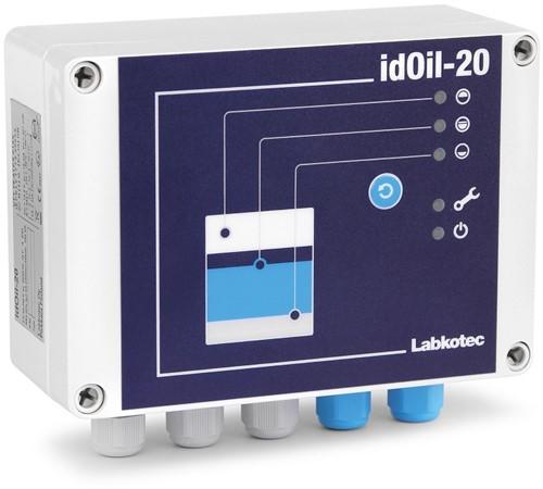 idOil-20 bedieningspaneel los