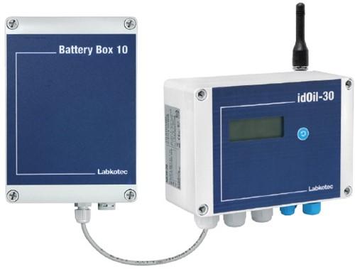 idOil-30 Battery 3G bedieningspaneel los