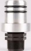 DTB Adapter universeel 1 BSPT bui dr. + ventielen