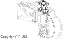 Antihevelset voor  EX100/EX140/E140 BSP