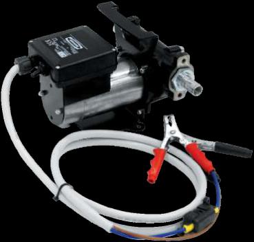 Carry Panther DC Dieselpomp 24/12 V + kabel 2m