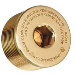 M20 Exd/Exe Brass Hexagonal Head Stopping Plug Type 757 CMP