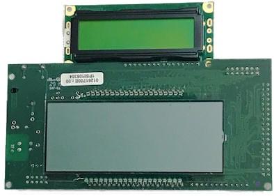 CPU Board Cube MC 50 gebruikers geel