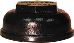 CimTek Blindkap voor filterhouder type 200H