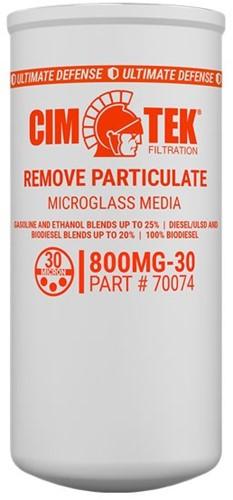 CimTek filterelement  800MG-30