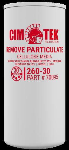 CimTek vuil filterelement 260P-30