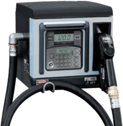 Cube 70 MC Dieselpompset + registratie