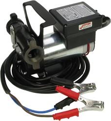 DIAL Dieselpomp 24/12 V met kabels en klemmen