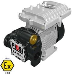 EX100 Benzine-en Dieselpomp Atex
