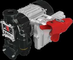 EX100 DRUM Vatpomp Benzine-en Diesel ATEX