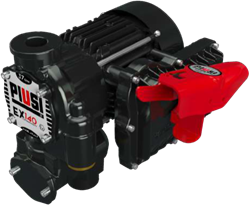 EX140 DRUM Vatpomp Benzine-en Diesel ATEX