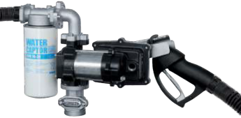DRUM EX50 Vatpompset Benzine-en Diesel Atex-2