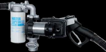 DRUM EX50 Vatpompset Benzine-en Diesel +meter Atex -2