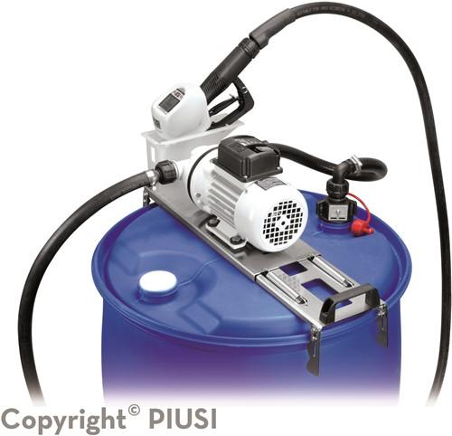 Suzzarablue Drum AdBlue vatpompset automaat + meter