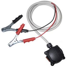 BP3000 kabelset + schakelkast 4m 12-24 V