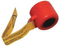 SB325_X magneetadapter rood