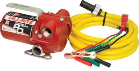 Fill-Rite Atex benzinepomp 12VDC 30 l/min
