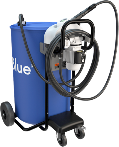 Flipper mobiele AdBlue dispenser