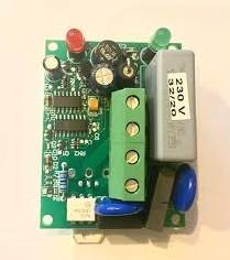 Flowmat moederbord 230V/50Hz