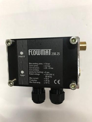 Flowmat Drukschakelaar 24 bar 230V