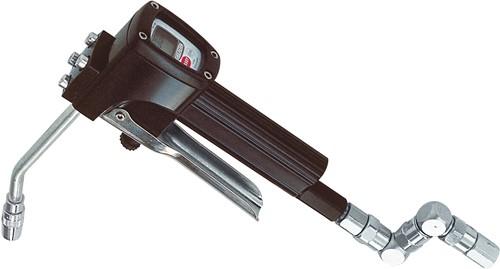 Greaster Digitaal vetpistool uitloop/z-swivel
