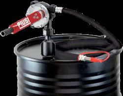 Roterende Handpomp Diesel/Olie  - incl. slang
