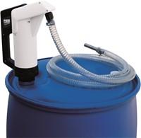 Suzzarablue Piston Handpomp met slang en adapters