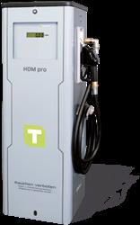 Diesel dispenser HDM 150 pro Liter counter, standard accuracy