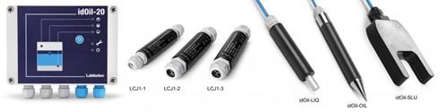 idOil-20 LO high level/oil  Drijflaagdikte/Opstuw alarm OBAS-2