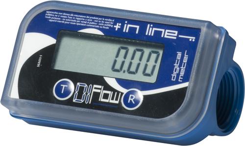 Adam Pumps Digitale doorstroommeter AdBlue 150 L/min