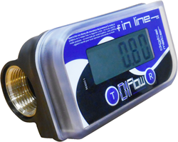 Adam Pumps Digitale doorstroommeter Diesel 150 L/min