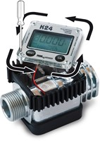K24 Digitale vloeistofmeter ATEX -2