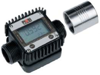 K24 Digitale vloeistofmeter kunststof