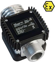 K24 Pulse Meter Benzine ATEX aluminium
