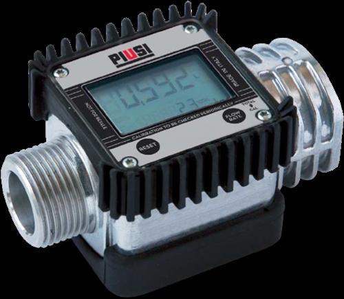 K24 Digitale vloeistofmeter ALU